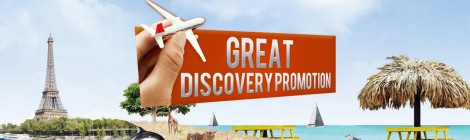 OSK: The Great Discovery Promotion