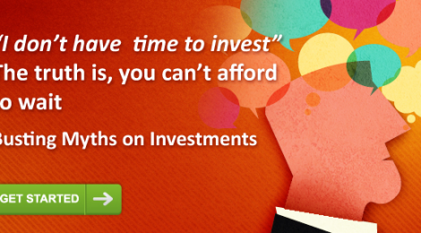 """I don't have time to invest."" Read why you can't afford to wait"