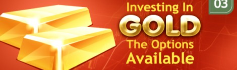 Which is a better investment in gold – physical or derivatives?