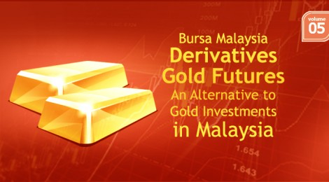 Trade Gold Futures denominated in RM for convenience