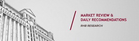 RHB RESEARCH INSIGHTS – PICK OF THE DAY: CAHYA MATA SARAWAK