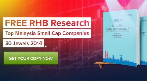 Free RHB Research Top Malaysia Small Cap Companies 30 Jewels 2014