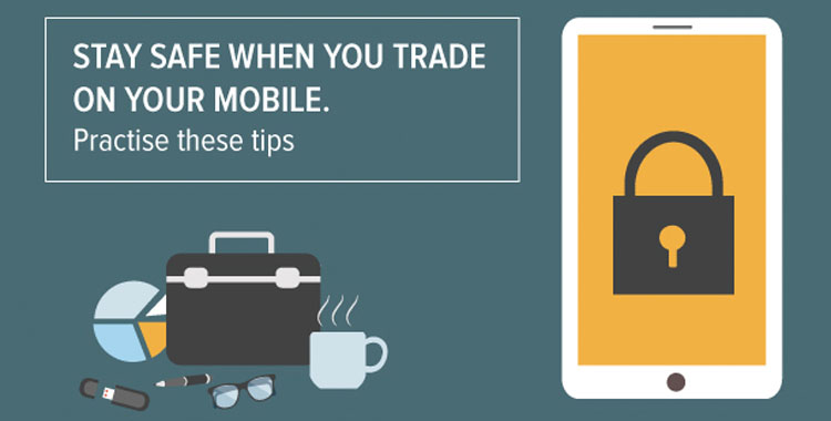 Mobile trading security tips and best practices