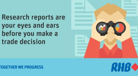 Research is your eyes and ears before you trade