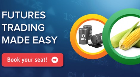 Futures trading made easy. Reserve your seat now!