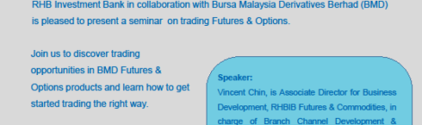 Discover Exciting Trading Opportunities in Futures & Options, Kota Kinabalu