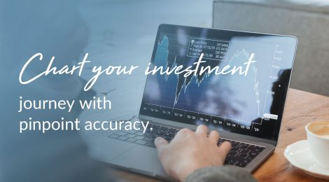 Chart your investment with pinpoint accuracy.