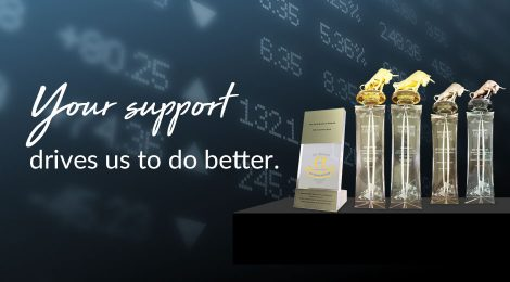 Your support drives us to do better.